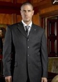 Mens 4 Button Suit
