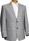 Striking Tweed Suit