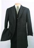 Charcoal Wool coat