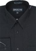 Dress Shirt Black $39
