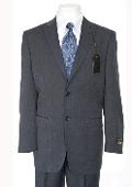 Men Blue Suit