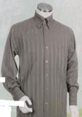 Silver Gray Long Sleeve