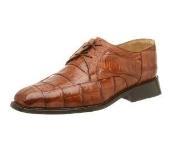 Ostrich Brown Shoe