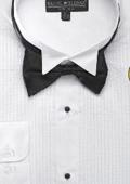 Wing Tip Tuxedo Shirt