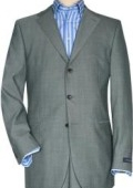 Mid Gray Italian Suit