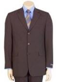 Brown wool Suit