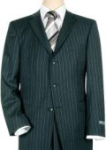 Pinstripe suits