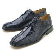 Mens Navy Shoe