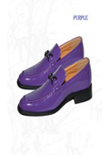 Mens Purple Shoe