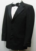 Mens 3 Button Tuxedo