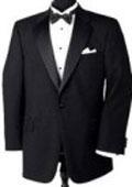 One Button Notch Tuxedo