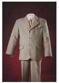 Soft Polyester Custom Suit