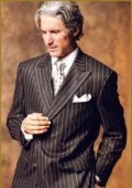 6 Button Wool Suit