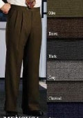 Men's Colored Dress Pants
