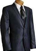 Mens Slim Cut Suit