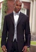 Tall Sizes Satin Collar