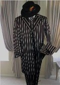 Mens Gangster Suit