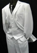3 Button Suit Single-breasted Suit