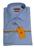100% Cotton Shirt Blue