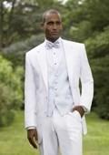 White Notch Laple Tuxedo