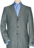 Light Gray Quality Suit