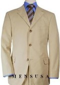Tan~Beige Quality Suit Separates
