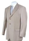 Tan Light Weight Suit
