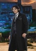Mens Black Zoot Suit