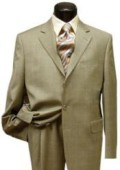 Mens Patterened Suit