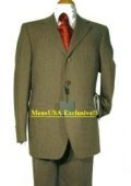 Ultimate Wool&Tailoring Classice Olive