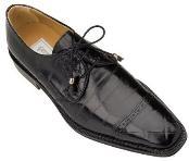 Black Alligator Shoes