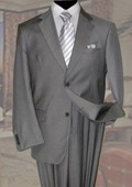 Mens Wool Suit 2