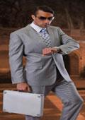 Mens GRAY Suit