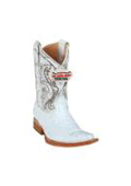 Altos White Caiman Hornback