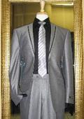 Silversilk 2 Piece Suits
