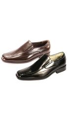 Slip-On Dress Shoes Black