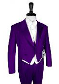 150's Purple Peak Tailcoat