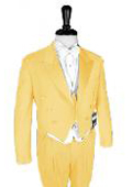 150's Yellow Peak Tailcoat