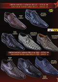 Alligator Shoes Mens