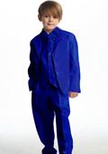 Boys Royal Blue suits