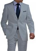 Mens Grey Suit