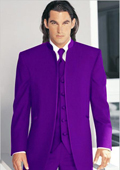 Colorful Tuxedos
