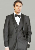 Framed Notch Lapel with