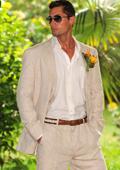 Italian linen suits