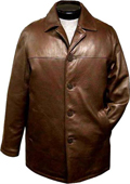 Traditional 4-Button Carcoat Brown