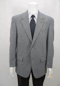 Mens 2 Buttons Suit