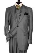 3 Piece Dark Grey