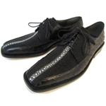 Stingray/Ostrich Dress Shoes by