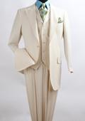 Men's 3 Piece Fashion three piece suit