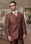 Mens Copper Suit